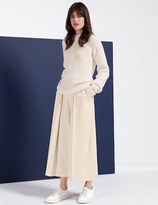 deroeux jupe culotte