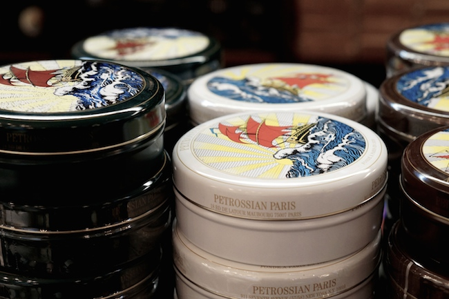 boutique petrossian