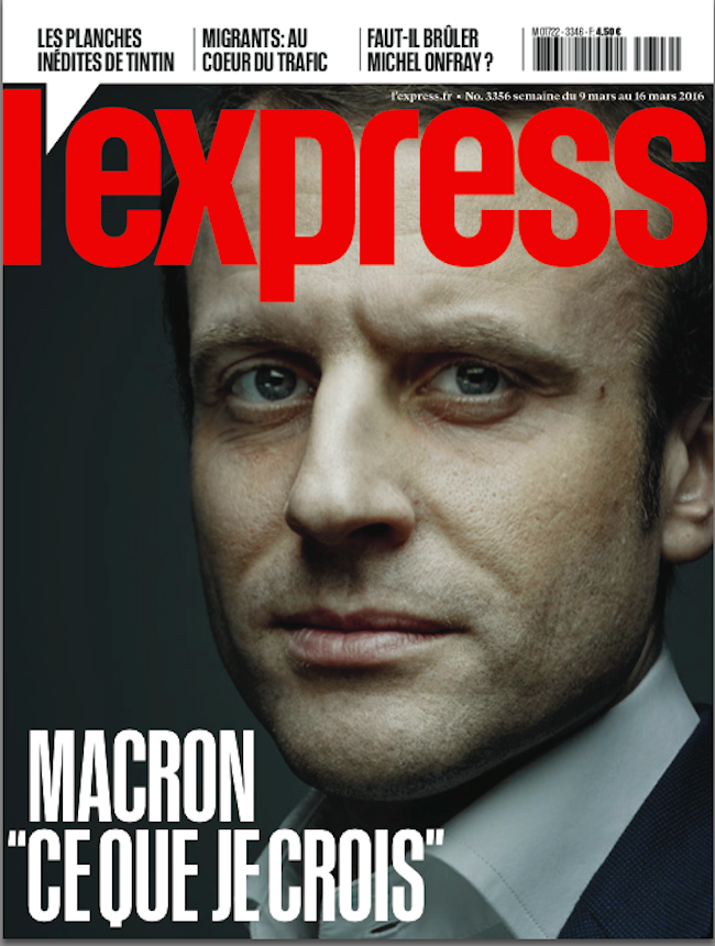 cover macron