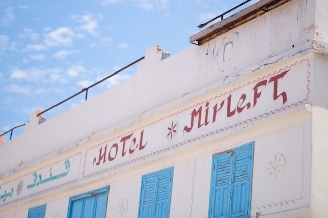 hotel mirleft
