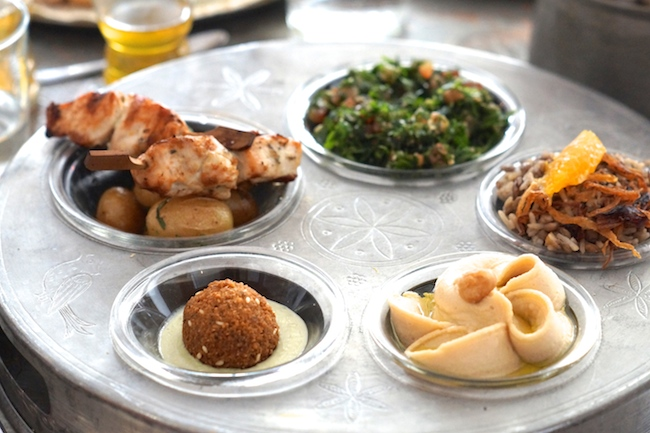 liza restaurant libanais 7