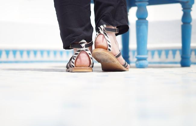 sandales epicure k jacques