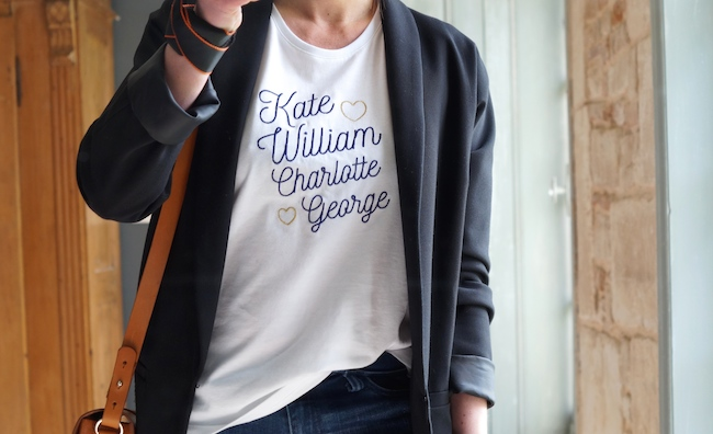 tee shirt kate william
