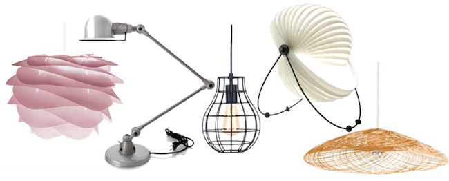 lampes cool