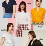 Jolies blouses