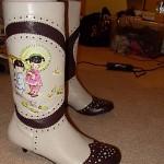 Le soulier improbable – 7