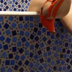 La baignoire vide