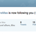 Jeanne Mas fait «hi hi»