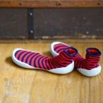 Les chaussons/chaussettes