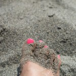 Ligres beach & pied grec