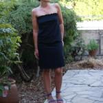 (je sais c'est tellement rare que je porte une robe)