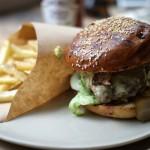 Le burger du Dépanneur