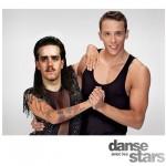 Brian danse avec les Stars
