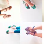Tu les aimes, mes pieds ?