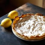 Just a yellow lemon pie