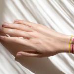 Un (précieux) bracelet d'été